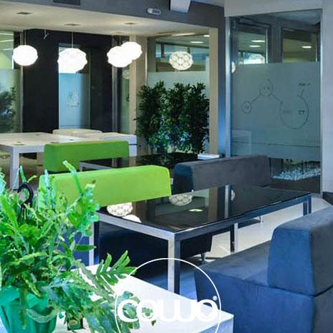 Spazio Coworking Napoli Isole E2 Centro direzionale