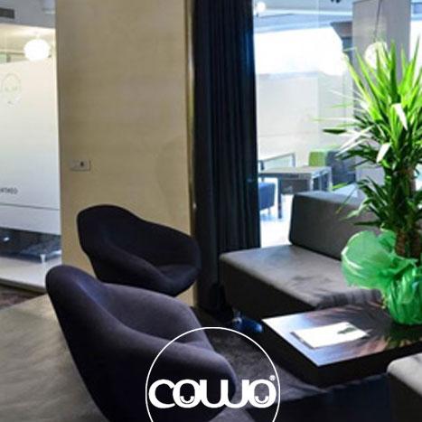 Area Relax al Coworking Napoli presso Centro Direzionale